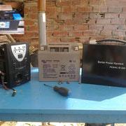 Baterías para distintas aplicaciones de instalación aislada en Jiménez de Jamuz (León)