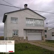 Casa unifamiliar en Requejo de la Vega (León) - Sup. habitable: 55 m2 - Calificación Energética: G