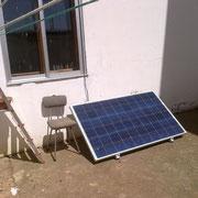 Kit solar fotovoltaico de autoconsumo eléctrico