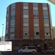 Piso en edificio de viviendas de La Bañeza -  Sup. habitable: 112 m2 - Calificación Energética: F