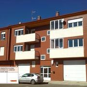 Piso en edificio de viviendas de Carrizo de la Ribera (León) -  Sup. habitable: 73 m2 - Calificación Energética: F