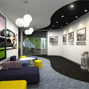 Creative Room Rendering