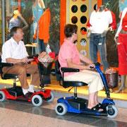Gemeinsame Mobilität durch Elektromobile vom Experten
