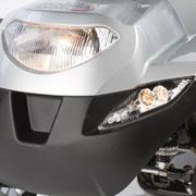 Lichtanlage Elektromobil M84