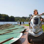 Elektromobile vom Experten für Fahrten draußen