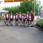 Teilnehmer Neckartour