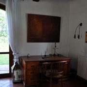 Schreibtisch / Arbeitsbereich