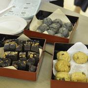 カフェオハナさん、子どもが大好きなケーキやスコーンをありがとうございました