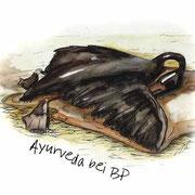 """Ayurveda bei BP""© Ilka Walter"