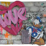 Donald in Love