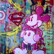 Mickey in Wonderland