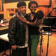 Studio Victor, recording of D'ÂME SOUL album, with legendary Boule Noire, six months before he left us...