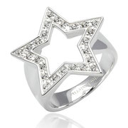 Glücksstern-Ring