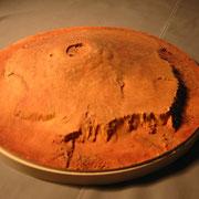 modelo de Marte, monte Olimpo