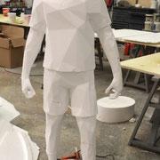 Hacemos tus Esculturas Poligonales