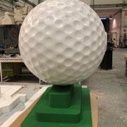 Corporeo de bola de golf