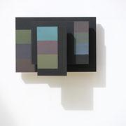 031 - Acryl auf Balsaholz (3D) / 30 x 20