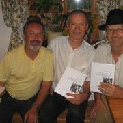 Drei Freunde - Siegfried, Manfred und ich