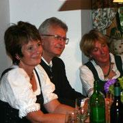Anni, Philipp und Marianne