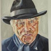 Portrait in Öl (50x70cm)