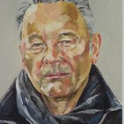 Portrait in Öl -  Robert Robertson (50x70cm)