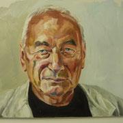 Portrait in Öl (60x80 cm)
