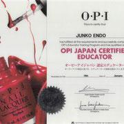 OPI JAPAN