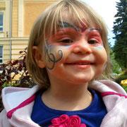 Kinderschminken Magic&Fire