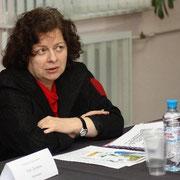 Матвиенко И.В. координатор Всероссийского телефона доверия для женщин, пострадавших от ДМ