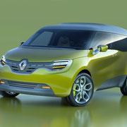 Renault Frendzy  Foto: Renault