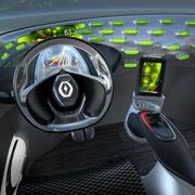 Renault Frendzy Cockpit  Foto: Renault