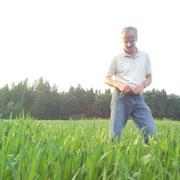 Weizenanbau