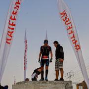 Start zum Transruinaulta 2014