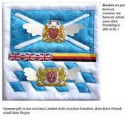 www.juttakohlbeck.de / Mini Art Quilt / Textiles