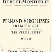 "Pernad-Vergelesses Premier Cru ""Les Vergelesses"""