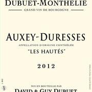 """Auxey-Duresses """"Les Hautés"""""""