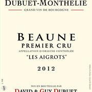 """Beaune Premier Cru """"Les Aigrots"""""""