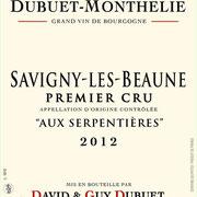"""Savigny-Les-Beaune Premier Cru """"Aux Serpentières"""""""