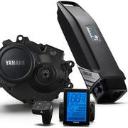 Yamaha Lasten e-Bike Antriebe
