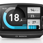 Bosch e-Bike Motoren Display