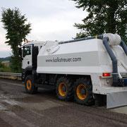 Streuwagen conti-spreader 16 m³