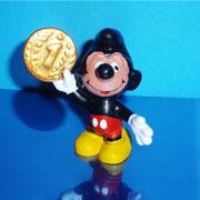 Schtroumpf custom Mickey