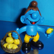 Schtroumpfs custom citron