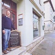 Pension Hinz & Kunz Weimar Frank Herrmann