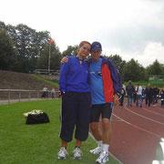 Ein Wettkampf über die Trainingsstecke Wittringen / 5 KM in 31:37