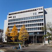 千葉県議会棟