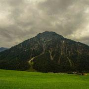 Der Mittelberg im Kleinwalsertal
