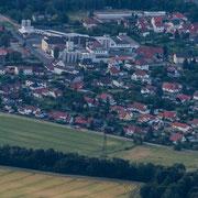 Schwarza Siedlung und die Herzgut Landmolkerei