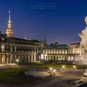 Dresden im Zwinger
