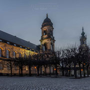 In Dresden unterwegs